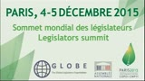 Volet parlementaire de la COP 21 : GLOBE International (après-midi)