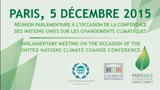 Volet parlementaire de la COP21 : Union Interparlementaire (UIP)
